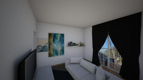 Ocean Airbnb - Living room  - by SaraL4472