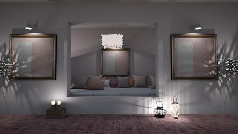 Blush - Feminine - Bedroom  - by Angelic_Cuteness136