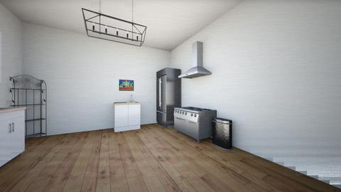 tori kitchen - Kitchen  - by jatoria