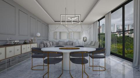 Graham - Living room - by aletamahi