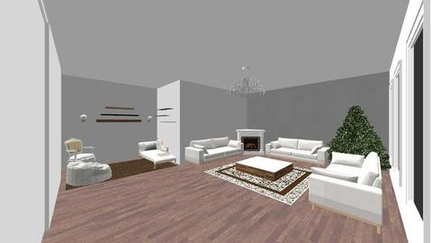 Family Living Room - Living room  - by annlmh