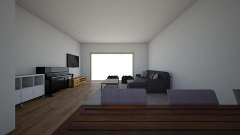 june 2020 - Living room - by jetteke