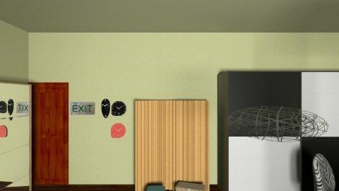 SID 12 - Glamour - Bathroom  - by MENGQIU XU