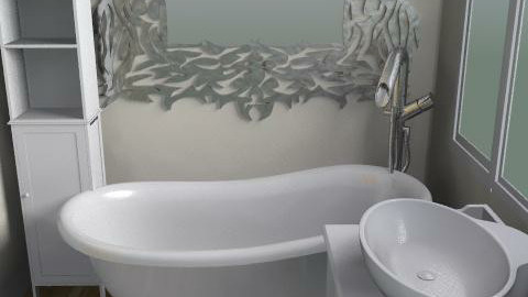 My Bathroom Renovation 3 - Eclectic - Bathroom  - by Rosanna2002