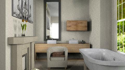 bathlou - Classic - Bathroom  - by fried