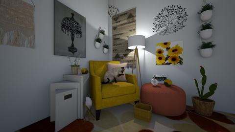Cozy Corner - by chocolatedonut71