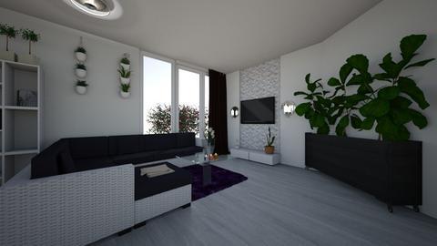 nowe - Living room - by ClodAnime