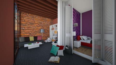 small home - Minimal - by Pausktukas0