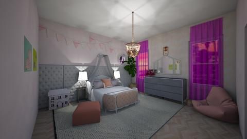 Kids Bedroom - Kids room  - by Daively__1000