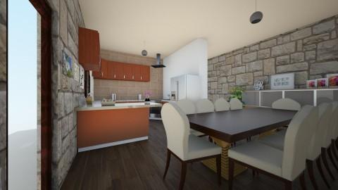 konyha120 - Classic - Kitchen  - by Ritus13