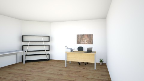 dk01 - Minimal - Office  - by ali tekdemir