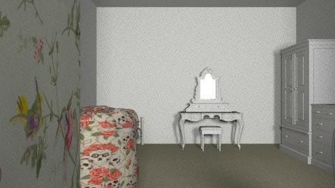 Jessie's  - Vintage - Bedroom  - by jessie123
