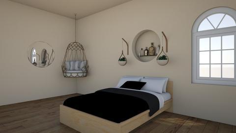Feng Shui - Bedroom  - by Pompompudding