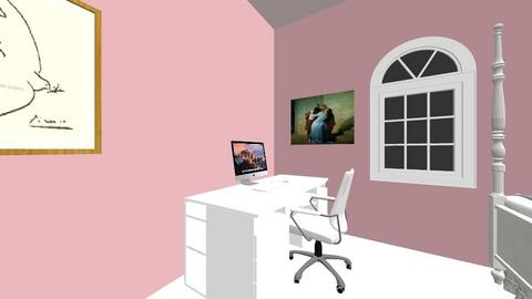 Ideal Study Space - Office  - by GianaS