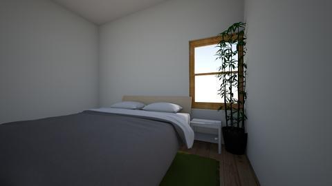 BR1 - Bedroom  - by eajacquet
