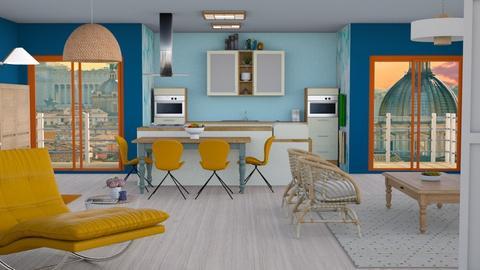 Studio  - Modern - by augustmoon