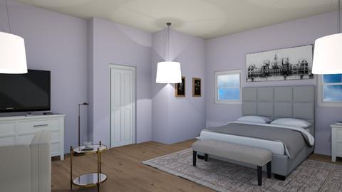 ooof - Bedroom - by April2504