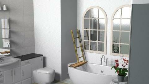 Splash - Classic - Bathroom  - by hunny