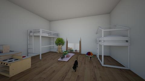 i like rain rain rain - Modern - Kids room  - by kristalemountine3000
