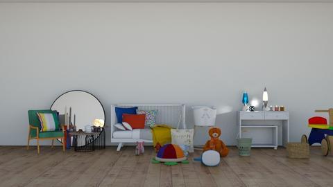 baby - Modern - Kids room  - by RimaNina
