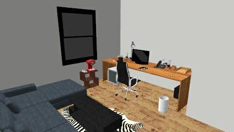 New Room_Office 1st Floor - Minimal - Office  - by MichaelFurnes