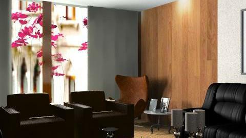 living - Glamour - Living room  - by Fernanda Balbuena