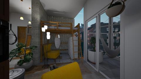 kitchen studio 1 new  - Minimal - by BlokhEphroni