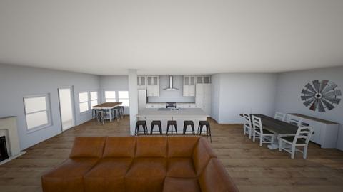 Manning Kitchen - Kitchen  - by abbeytsgc