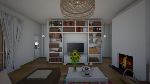 TV distance - Living room - by lovasemoke