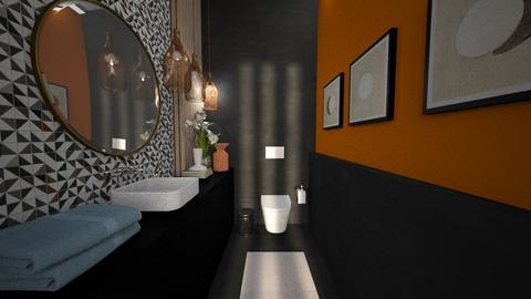 toilet - by lais baptista