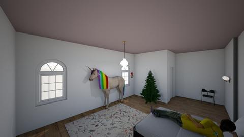 exam - Bedroom  - by LOWZIXUAN