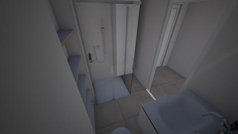 kupatilo3a plocice - Living room  - by sinemarb