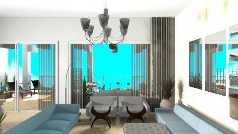 Apartamento - Modern - Living room - by dudous