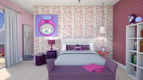 Teen Bedroom - Bedroom  - by maribeiro