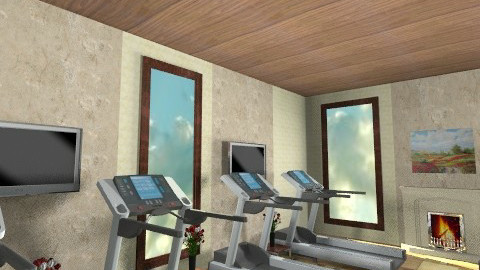 Home Gym - Classic - by mpy1999
