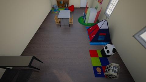 daycare - Kids room  - by mckenzicraig