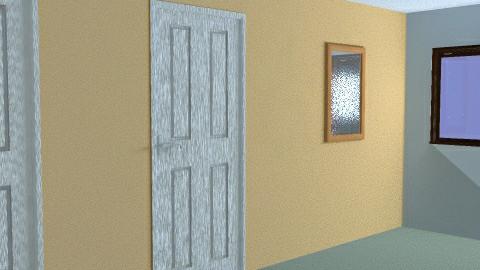 Hallway - Hallway - by berrydan