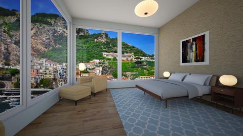 CapriSleep - Bedroom  - by Daisy de Arias