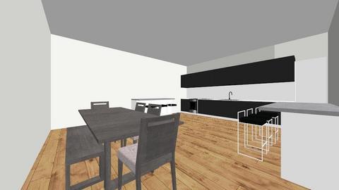 Dream Kitchen - Kitchen - by joylynhorton