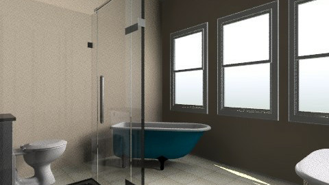 Church bath 2 - Vintage - Bathroom  - by jonny166