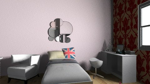 bonneterre2 - Vintage - Bedroom  - by pequenoponei