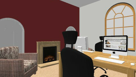 Frank Sidoti - Country - Office - by santuccim