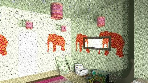 Twins?! - Modern - Kids room  - by zeiss24