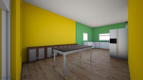 Kitchen 1 - Kitchen - by mcdonald5