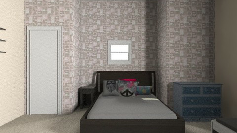 My Dream Bedroom - Vintage - Bathroom - by moomoosuper3