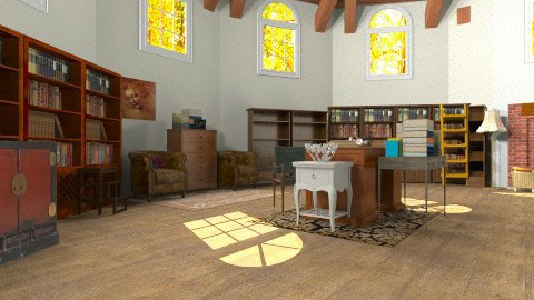 detective - Vintage - Office  - by hetregent