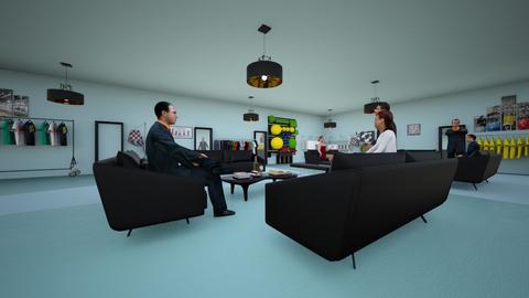 bathroom 123 - Eclectic - Living room - by rubyrenteria