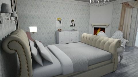 Stilski enterijer 8 - Modern - Bedroom - by Milica Milanovic