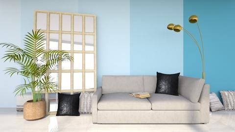 Elja - Living room  - by Meghan White