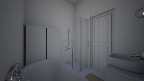 bathroom 1 - Bathroom  - by patyczak1995
